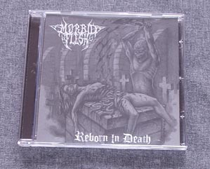 MORBID FLESH - Reborn In Death CD