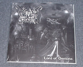 "MORBID FUNERAL - Lord of Demons 7""EP"