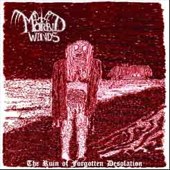 MORBID WINDS - The Ruin of Forgotten Desolation CD