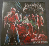 MORFIN - Inoculation LP
