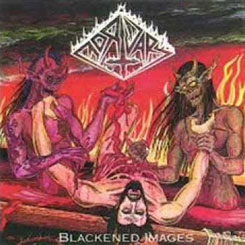 MORTUARY - Blackened Images / Where Death Takes Your Soul DLP
