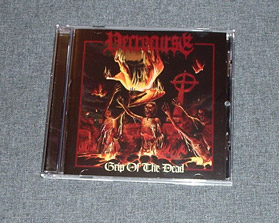 NECROCURSE - Grip Of The Dead CD