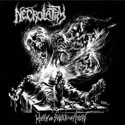 NECROLATRY - Within the Shroud of Misery CD