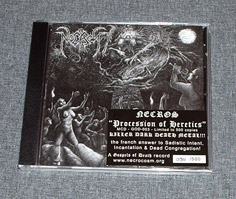 NECROS – Procession Of Heretics MCD