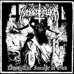 NEKKROFUKK – Deny the Image of God CD