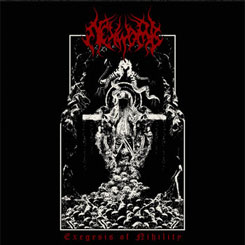 "NEXWOMB ""Exegesis of Nihility"" CD"