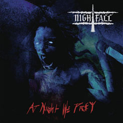 NIGHTFALL - At Night We Prey DIGIPAK