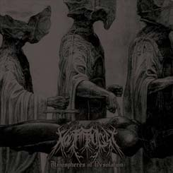 NOCTAMBULIST – Atmospheres of Desolation DIGIPAK