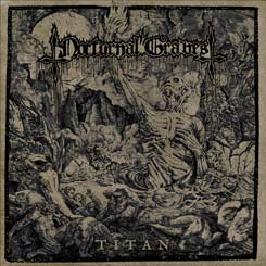 NOCTURNAL GRAVES - Titan DIGIPAK