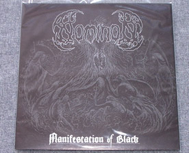 "NOMINON - Manifestation Of Black 7""EP"