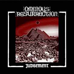 OMINOUS RESURRECTION - Judgement DIGIPAK