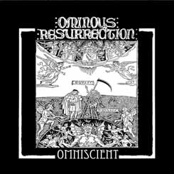 OMINOUS RESURRECTION - Omniscient LP