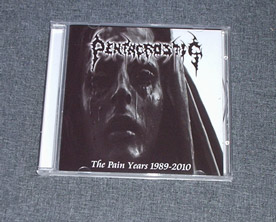 PENTACROSTIC - The Pain Years 1989 - 2010 CD