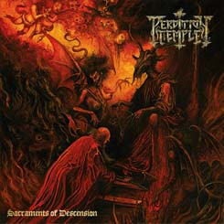 PERDITION TEMPLE - Sacraments Of Descension CD