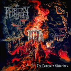 PERDITION TEMPLE - The Tempter's Victorious DIGIPAK DOUBLE CD