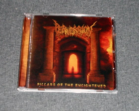 PERVERSION - Pillars Of The Enlightened CD