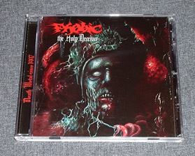 PHOBIC - The Holy Deceiver CD