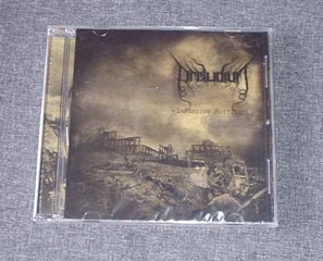 PRELUDIUM - Impending Hostility CD