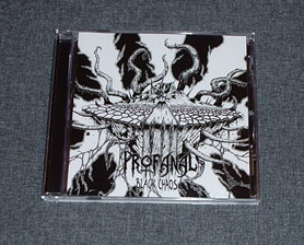 PROFANAL - Black Chaos CD
