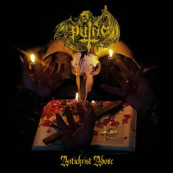 PUTRID - Antichrist Above CD