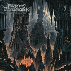 RECKLESS MANSLAUGHTER - Caverns of Perdition CD