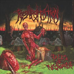 REGURGITATION - Tales Of Necrophilia Deluxe DIGIBOOK CD w/ DVD