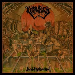 REPUKED - Dawn Of Reintoxcation CD