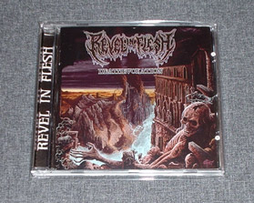 REVEL IN FLESH - Deathevokation CD