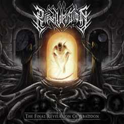 RIEXHUMATION - The Final Revelation of Abaddon CD —Pre-Order—
