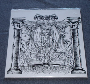 RITUALIZATION - The Abduction Mass LP