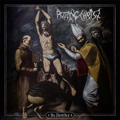 ROTTING CHRIST - The Heretics DIGIPAK