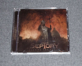 SEPTORY - Seductive Art Profane CD
