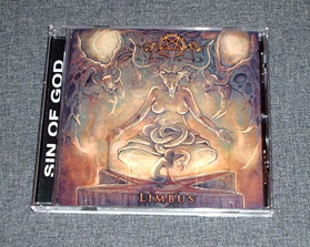 SING OF GOD - Limbus CD