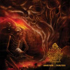 SKELETAL SPECTRE – Unnatural disasters CD