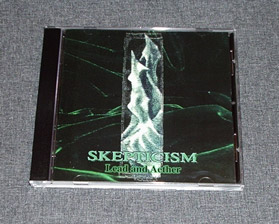 SKEPTICISM - Lead And Aether CD