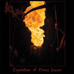 SLUTVOMIT - Copulation of Cloven Hooves CD