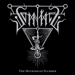 SOMNIATE - The Meyrinkian Slumber CD —Pre-Order—