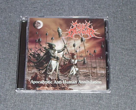 SOUL DEVOUR - Apocalyptic Anti-Human Annihilation CD