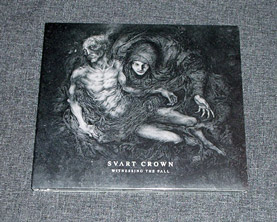SVART CROWN - Witnessing The Fall DIGIPACK