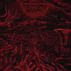 TEITANBLOOD - The Baneful Choir CD