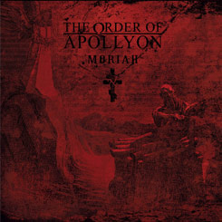 THE ORDER OF APOLLYON - Moriah DIGIPAK