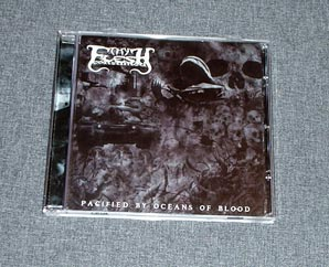 THY FLESH CONSUMED - Pacified By Oceans Of Blood CD