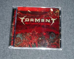TORMENT - Pain Is Transient Failure Forever CD
