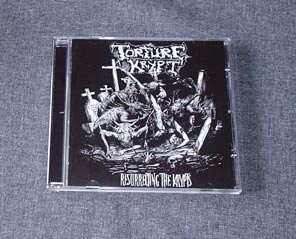 TORTURE KRYPT - Resurrecting The Krypts CD