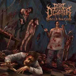 TOTAL DESPAIR - Perfect Life Form Creation CD