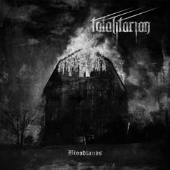 TOTALITARIAN - Bloodlands EP DIGIPAK