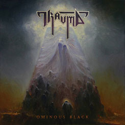 TRAUMA - Ominous Black CD