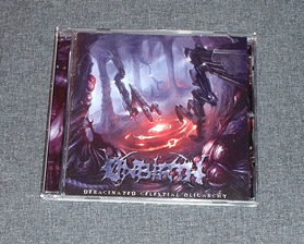 UNBIRTH - Deracinated Celestial Oligarchy CD