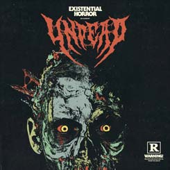 UNDEAD - Existential Horror CD