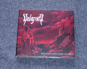 VALGRIND - Morning Will Come No More DIGIPACK